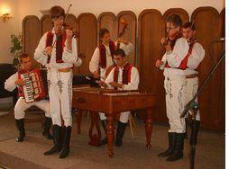 Ľudová hudba ZUŠ Michalovce