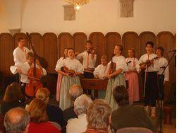 Cimbálová muzika Pramínky z Kopřivnice