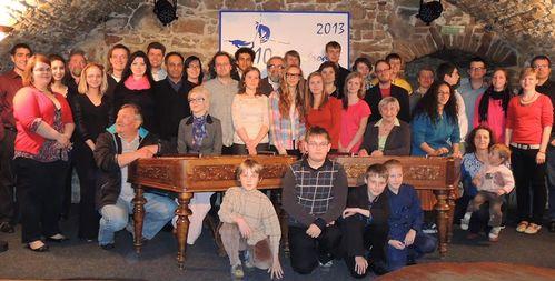 X. Mezinárodní festival cimbálu ve Valašském Meziříčí