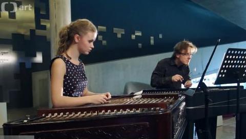 Varhany a cimbál v nové dimenzi